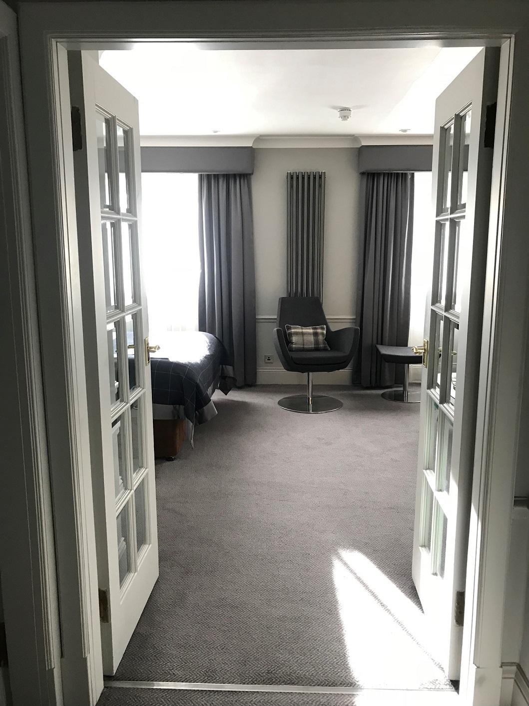 Glasgow Suite Entrance