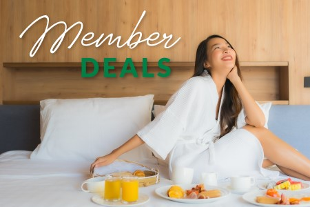 MEMBER DEALS - Breakfast